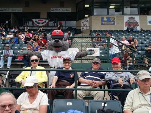 Middlewoods of Newington Continues Annual Rock Cats Game Tradition