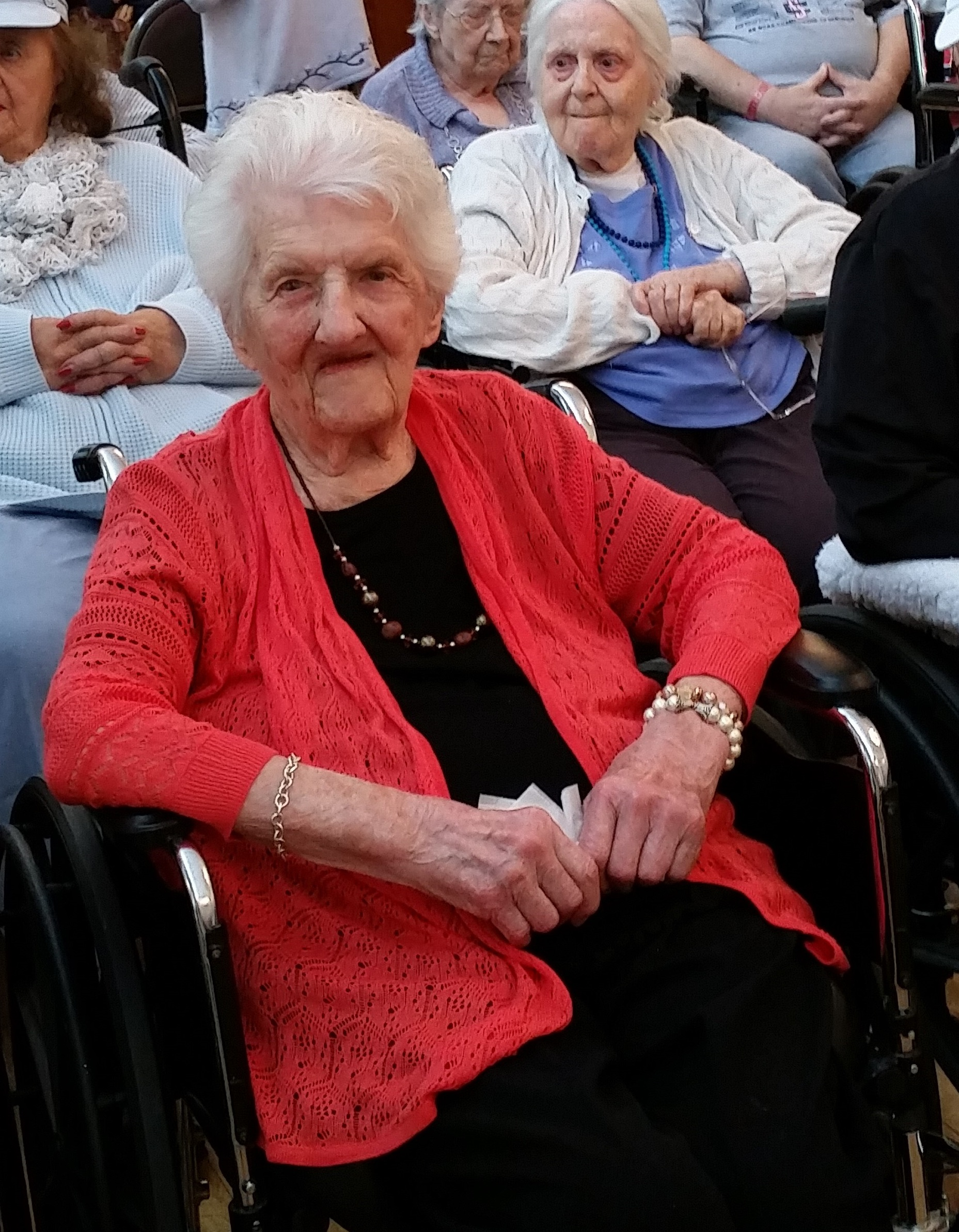 Minnie Sutton from Bishope Wicke Community to have dream come true at 106