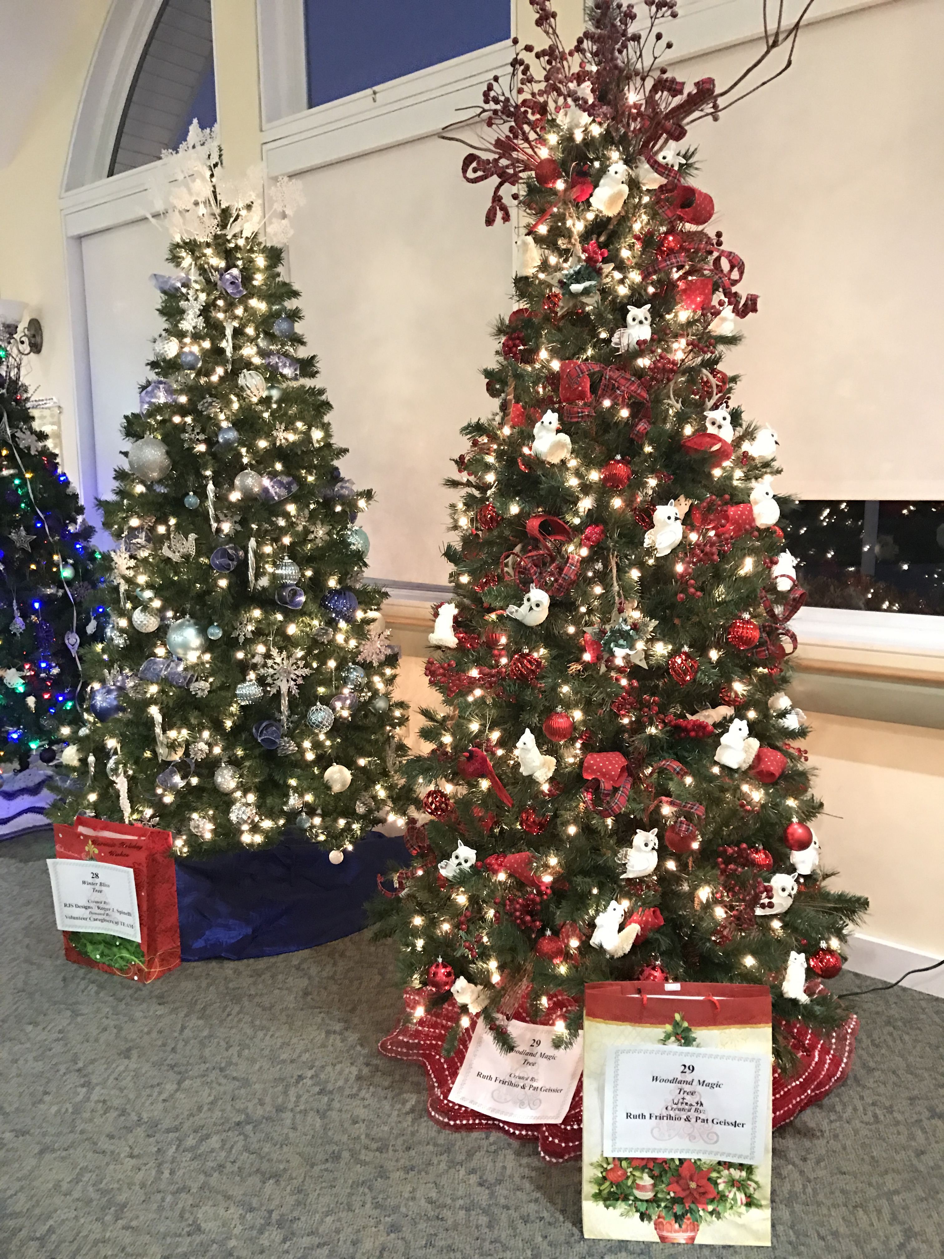 Festival of Trees and Wesley Village Holiday Market