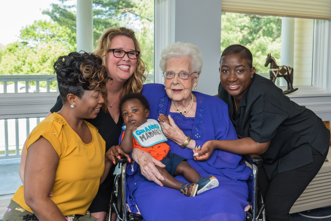 Assisted and Independent Living at Wesley Village