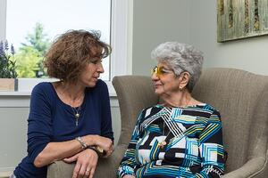 Senior Memory Care Community in Shelton, CT