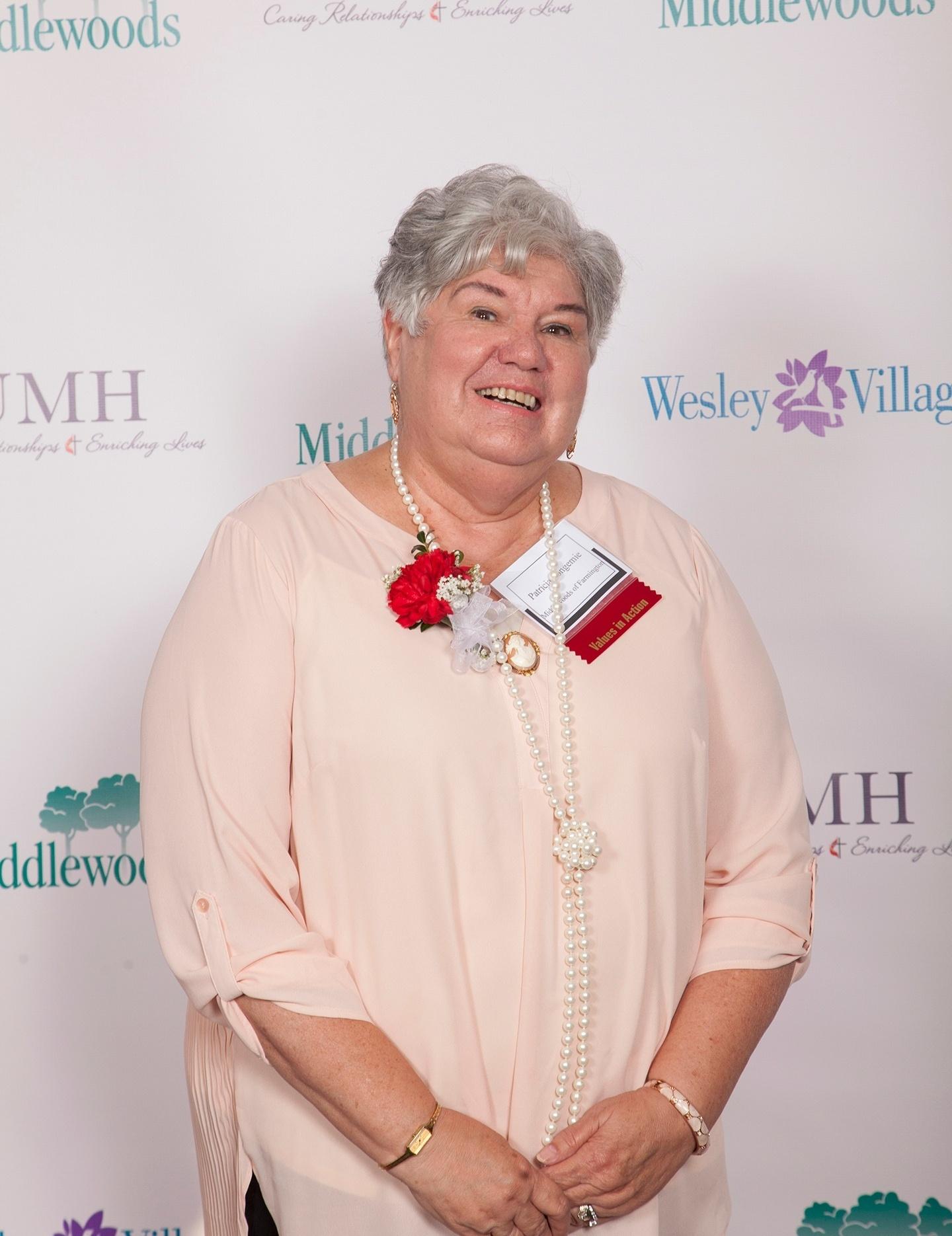Patricia Fongemie, Wellness at Middlewoods of Farmington