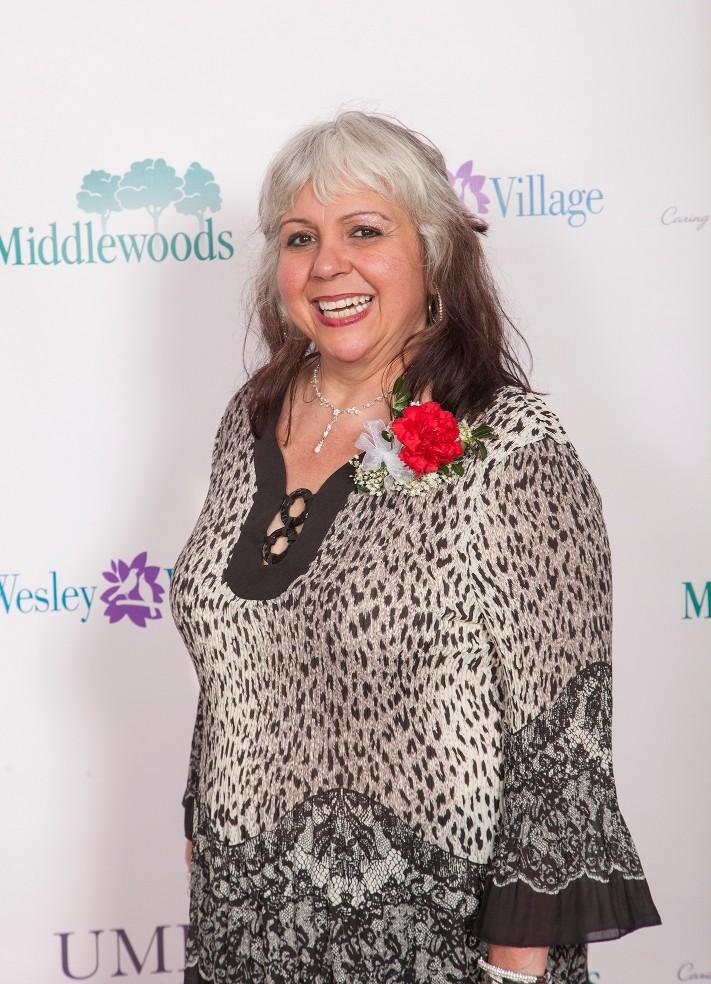 Lyndell Shryock, Middlewoods of Newington