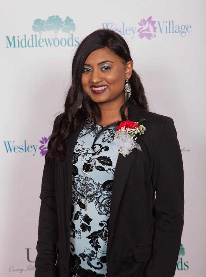 Melissa Munisar - UMH Values in Action Award Winner
