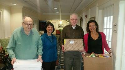 Middlewoods of Farmington Senior Living Community