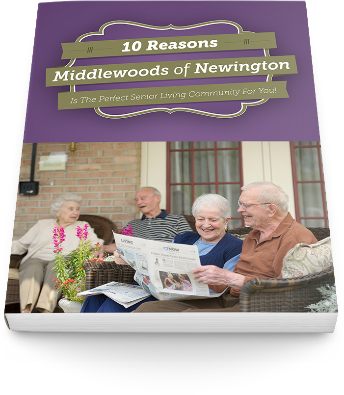 10 Reasons Middlewoods of Newington is the Perfect Senior Living Community for You