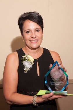 Vicky Dompierre - UMH Values in Action Award Winner
