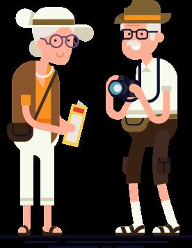 Touring a Senior Living Community