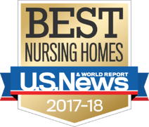 "Bishop Wicke Awarded ""Best Nursing Home"""