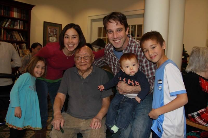 Bob Furano and family