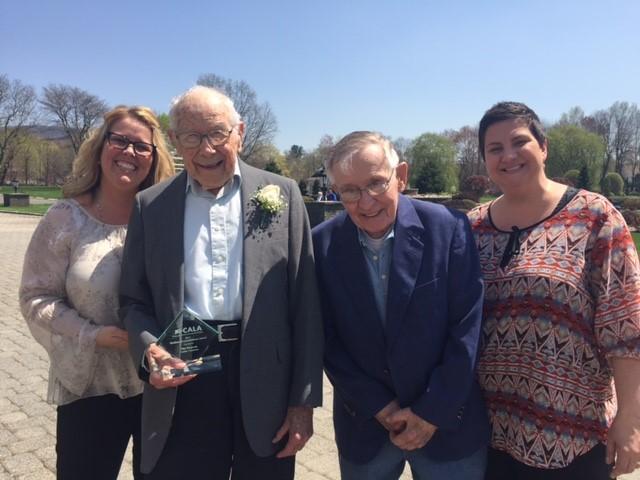 Crosby Commons resident wins CALA award