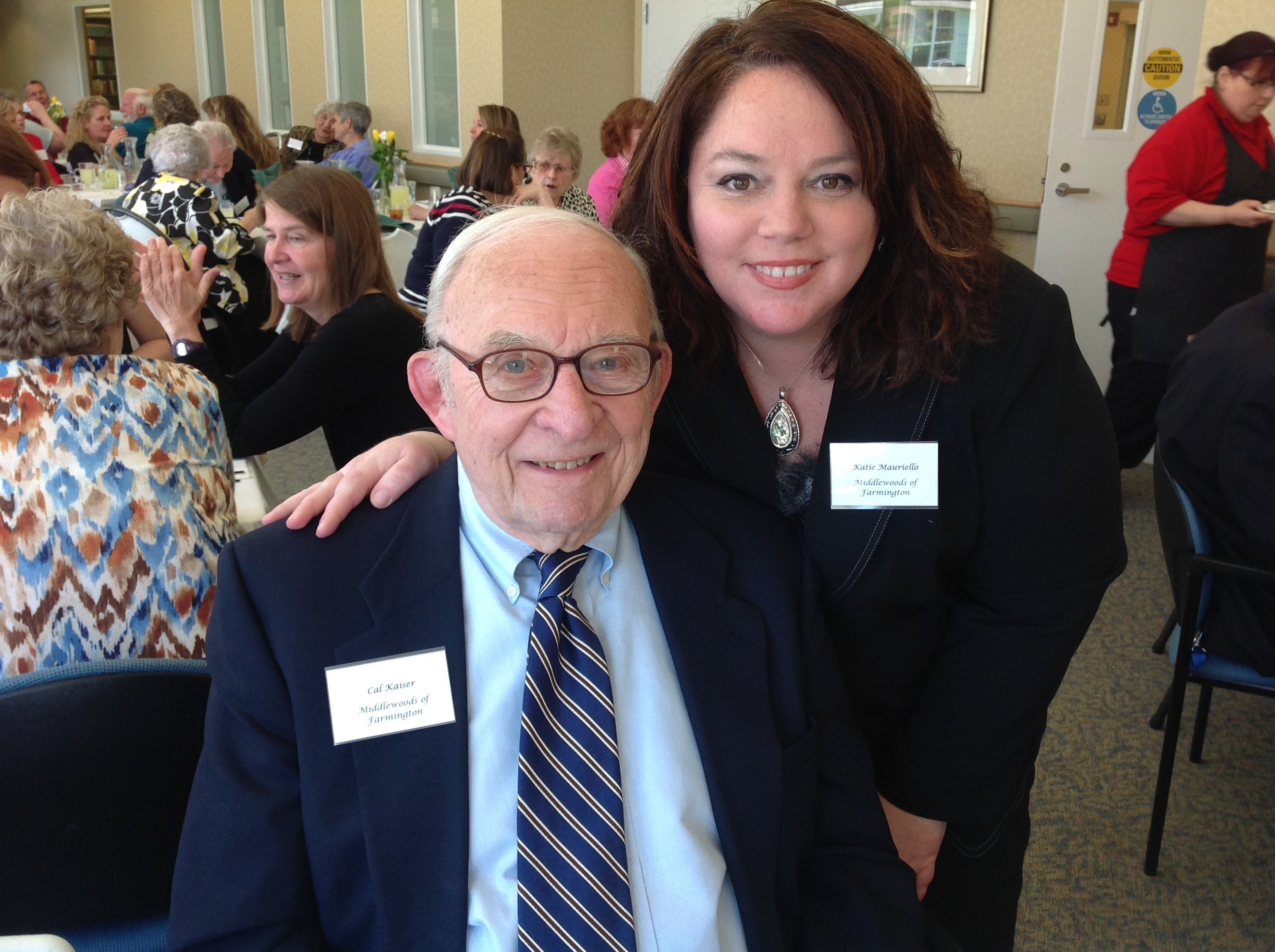 Middlewoods of Farmington Resident Recognized by CALA