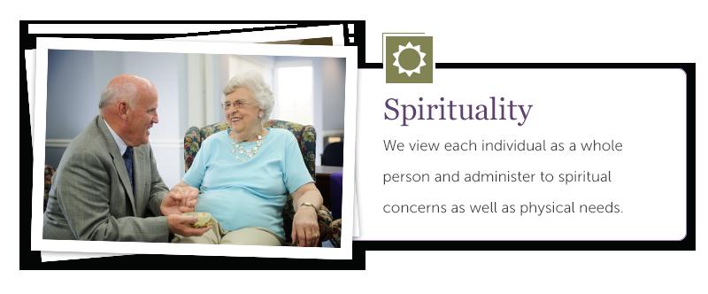 UMH-Spirituality