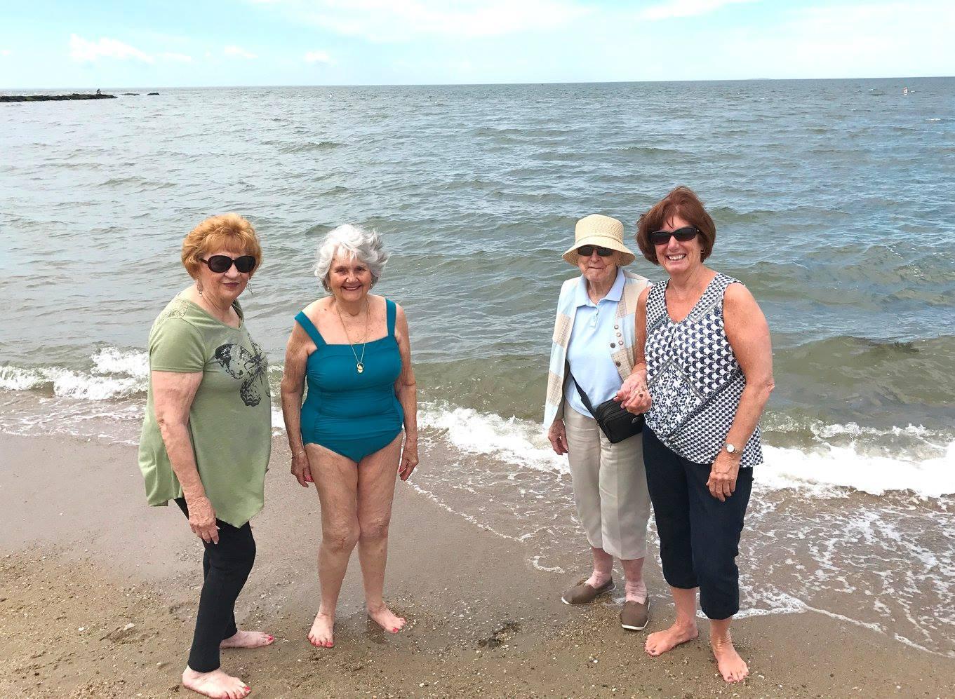 Wesley Heights Beach Trip