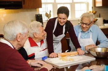 tips for senior caregiving during american heart month