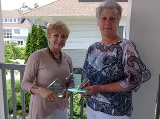 Cathy Brelsford wins CALA Award