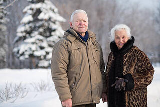 cold weather safety tips for seniors and caregivers