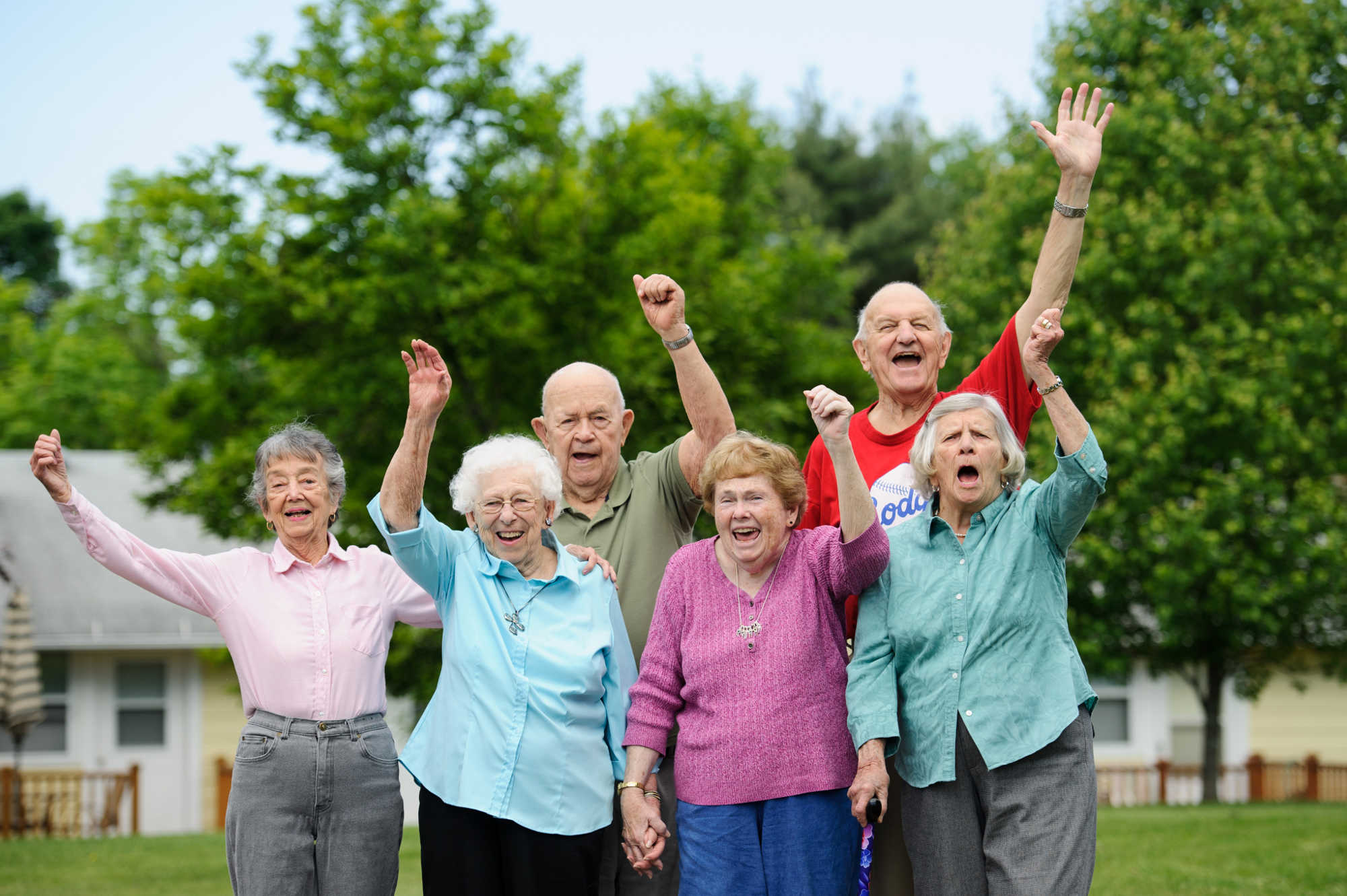 3 simple reasons why senior living is the right answer