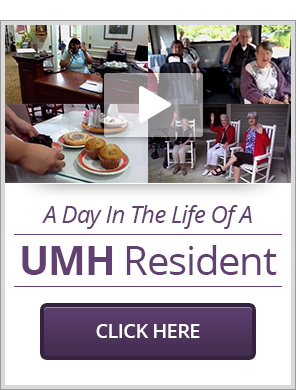 Day in the Life of a UMH Resident