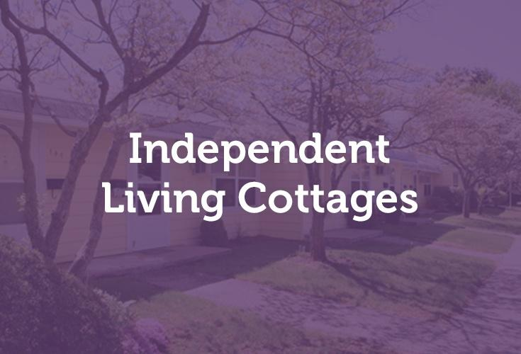 Wesley Heights: Independent Living Cottages