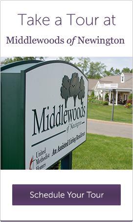 Tour Middlewoods of Newington