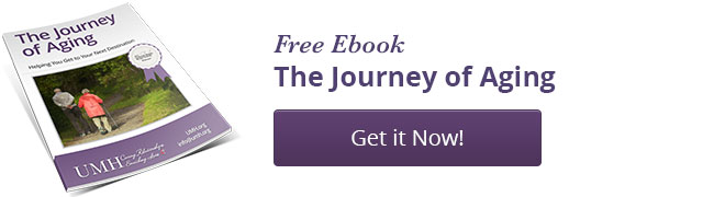 Free Ebook - Journey of Aging