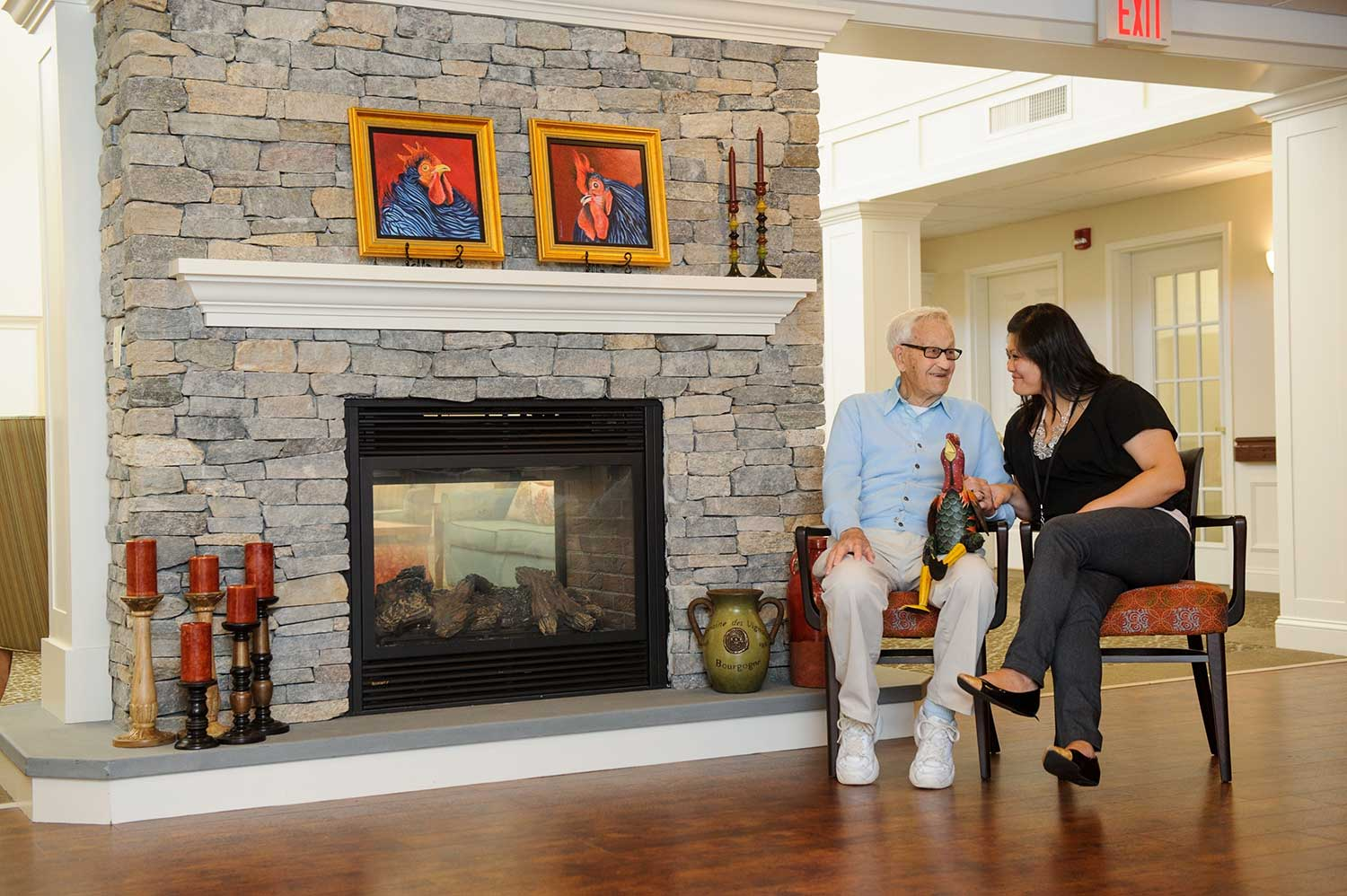 Middlewoods of Newington is the Perfect Senior Living Community for You