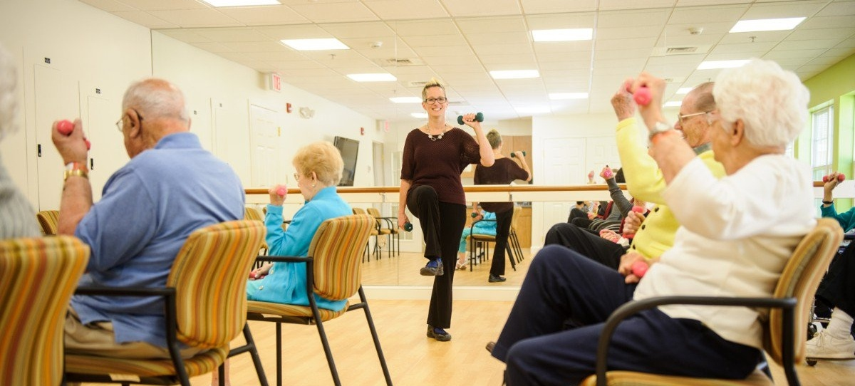 6 Wellness Classes for Seniors in Newington