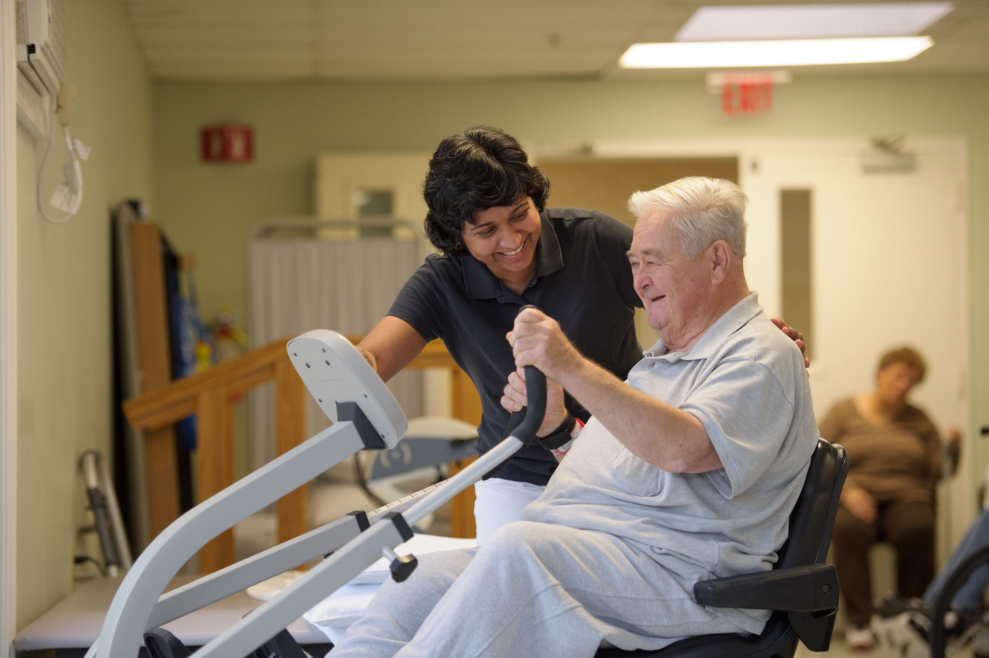 Cardiac Rehab – It's a Life Saver!