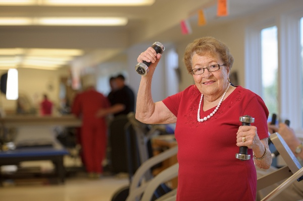 The Importance of Exercise for Elderly