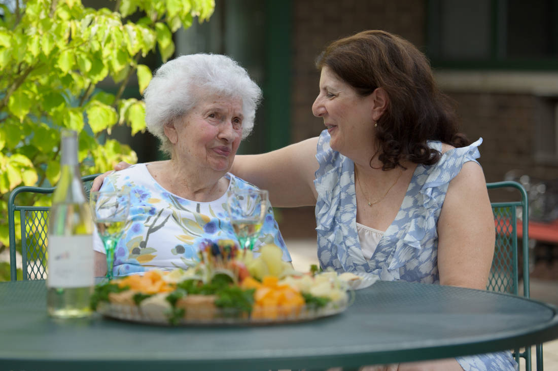 The Benefits of Volunteering with Older Adults