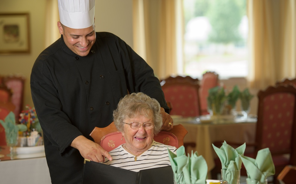 8 Recipes from our Senior Living Chefs