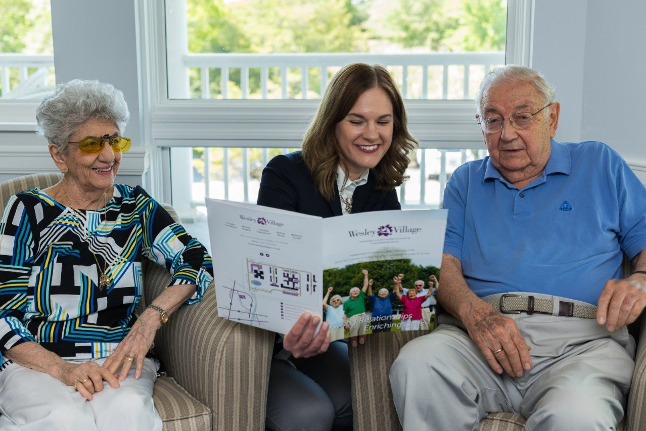 FAQs Your Options for Senior Housing in CT