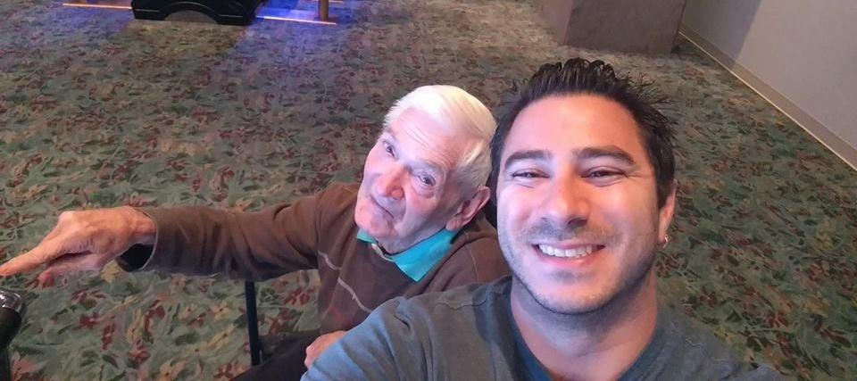 Meet the Family: John Buccini!