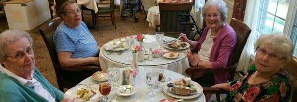 Mission Possible: Making New Friends in a Senior Living Community