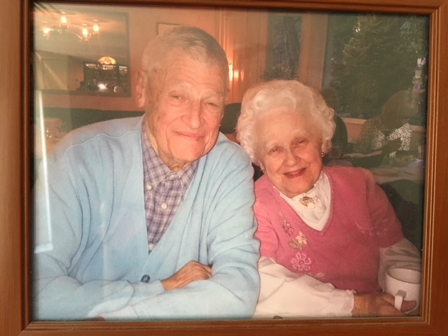 Resident Spotlight: Everett and Myrtle Caswell of Middlewoods