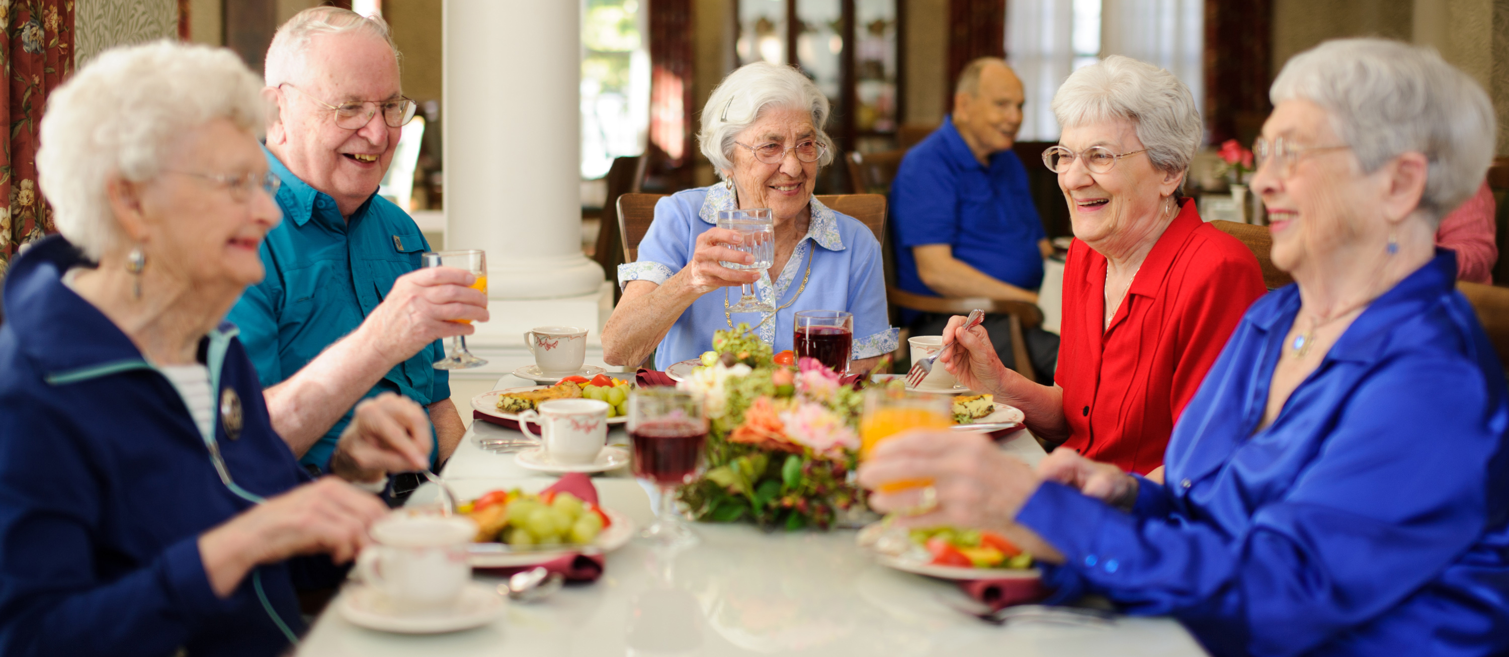 A Culinary Experience: Senior Living Chefs Share Perspectives on Mealtime
