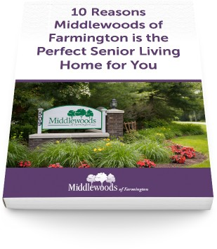 middlewoods of farmington senior living community