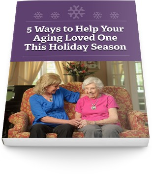 5 Ways To Help Your Aging Loved One