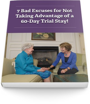 7 Bad Excuses for Not Taking Advantage of a 60-Day Trial Stay