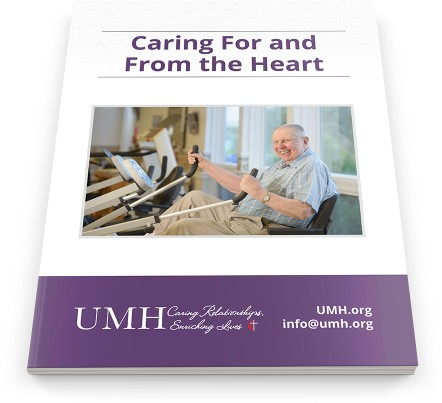 Caring For and From the Heart