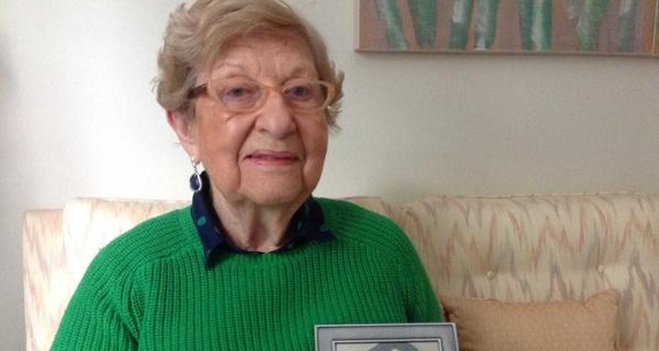 A Promise Kept – Meet Ruth Schless!