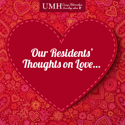 Love Stories From Our Residents