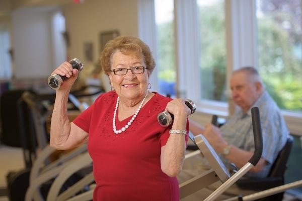 Four Ways to Keep Seniors Active This Winter