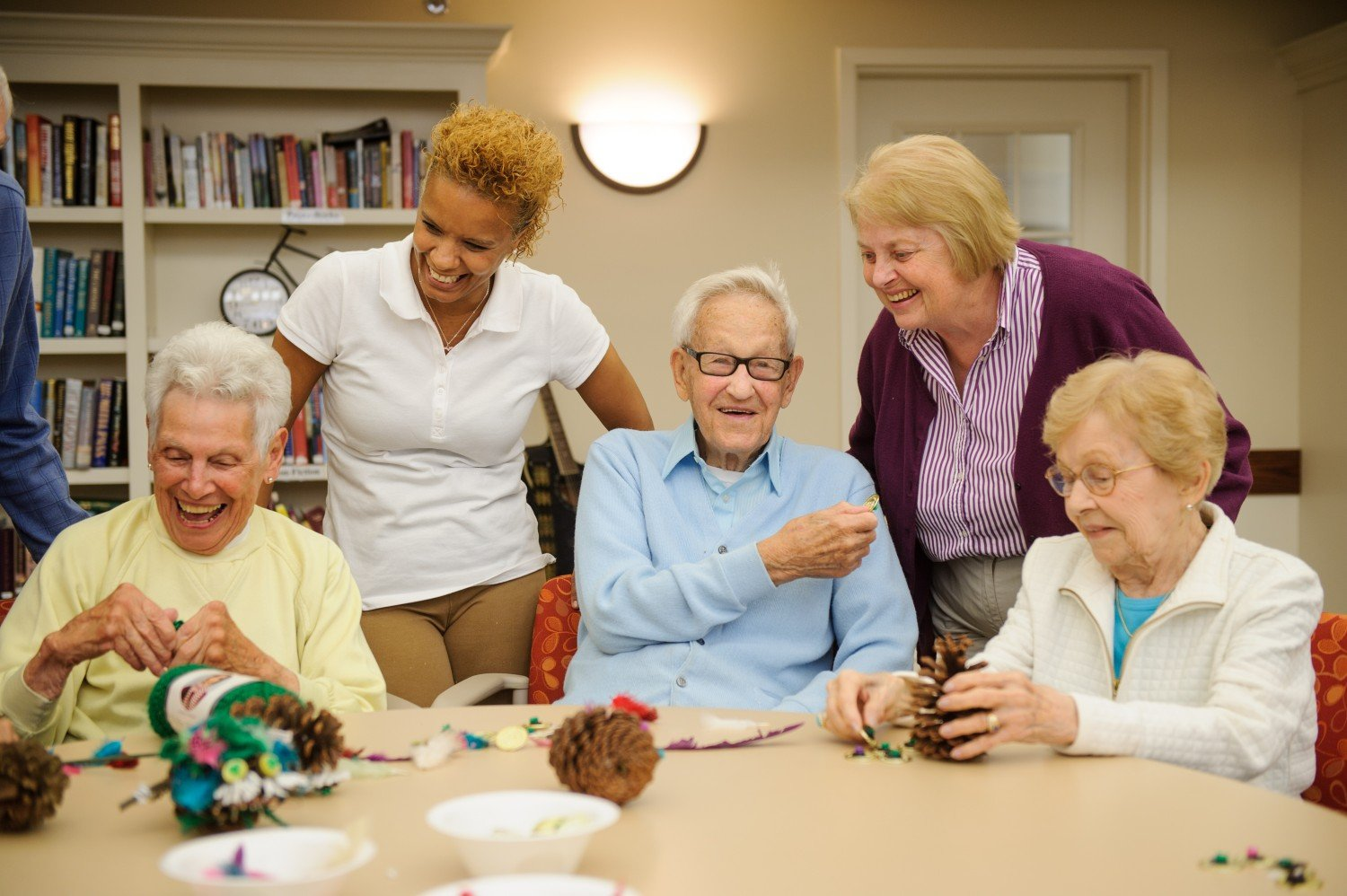 The Importance of Socialization at Senior Living Communities