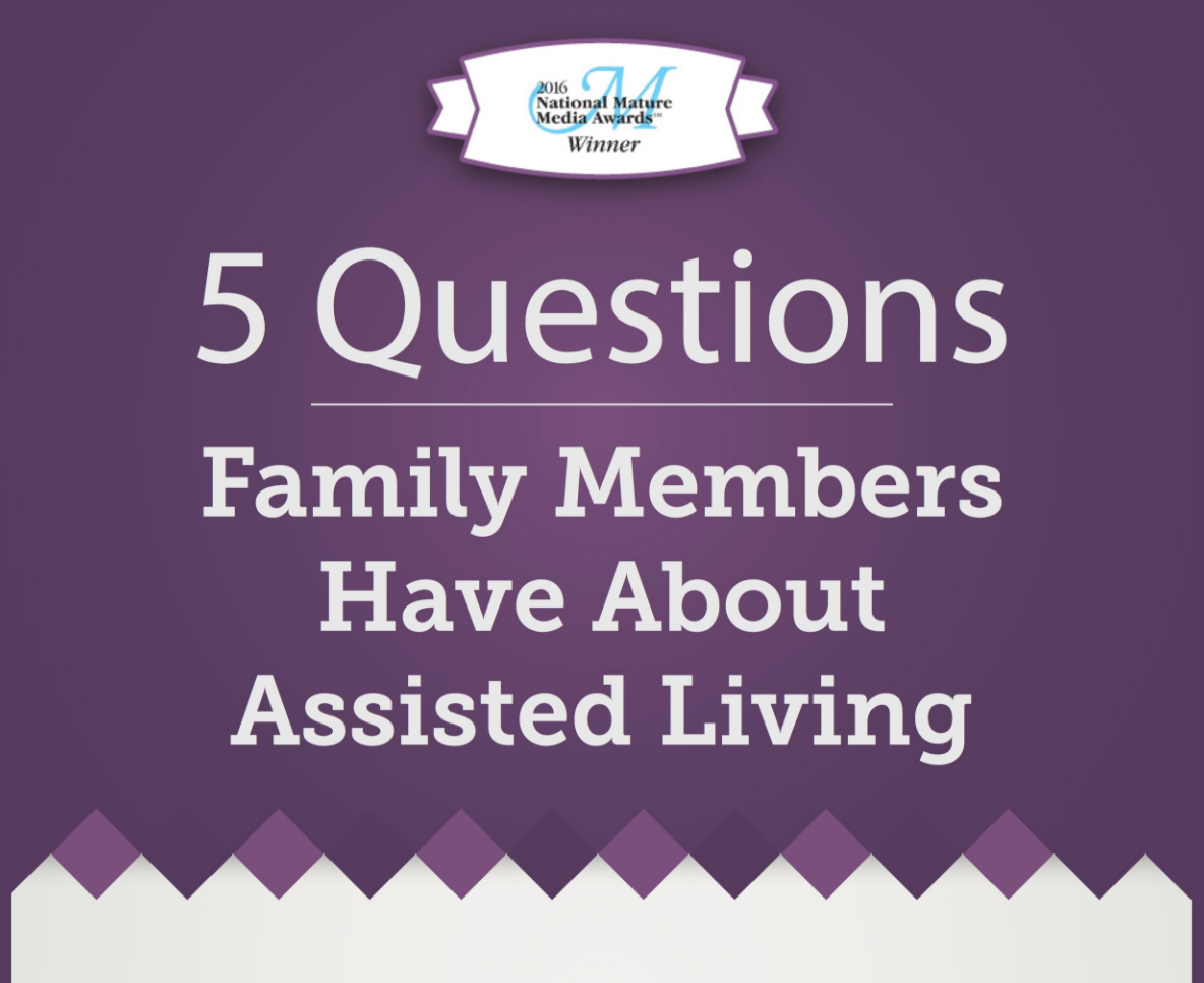 questions family members have about assisted living