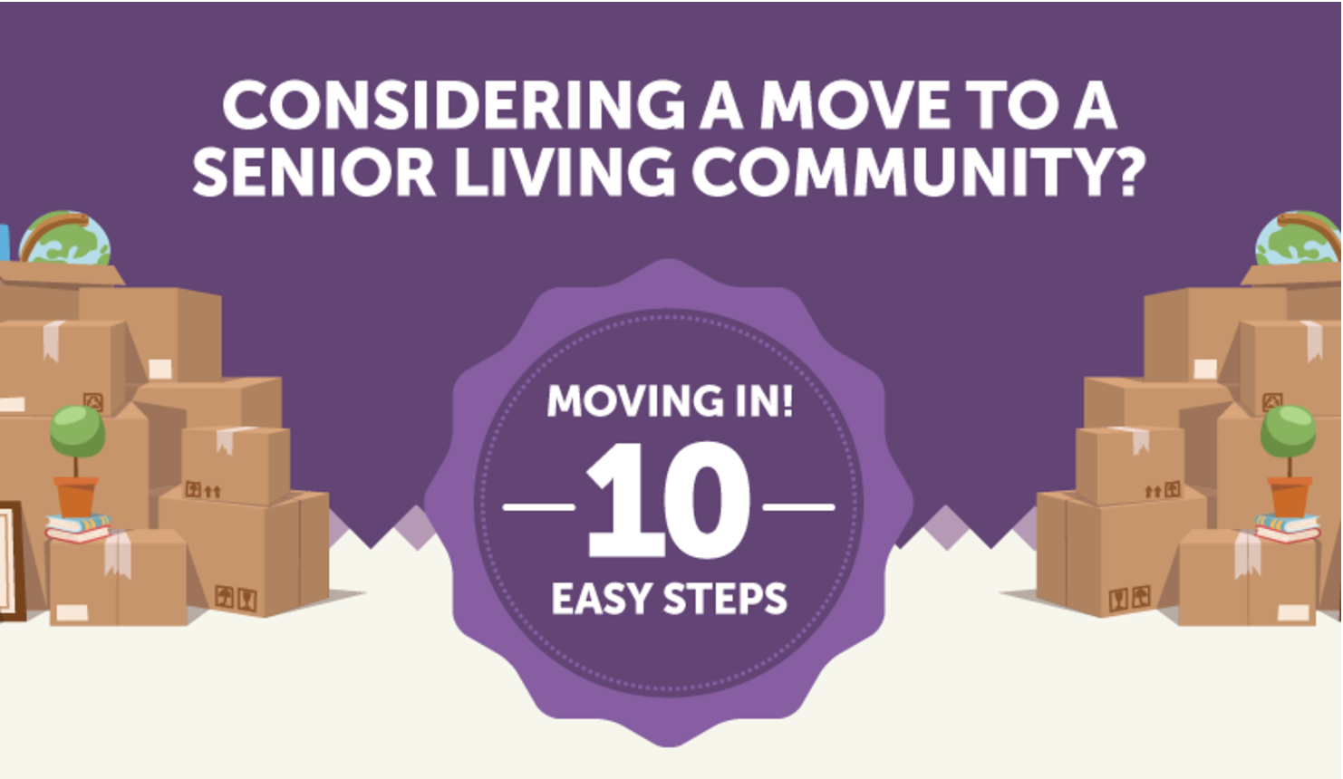 moving in 10 easy steps