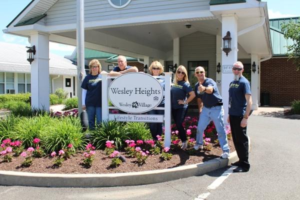 Staff Highlight: Donna Brice of Wesley Village