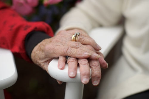 The Importance of Celebrating Valentine's Day with Your Aging Loved One