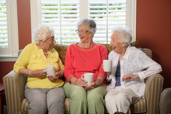 Senior Friendship - Does Your Aging Loved One Need a BFF?